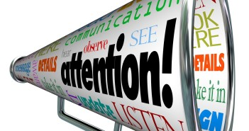 how to get people to pay attention to your business