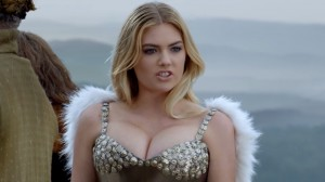 Come-Ons from Kate Upton Make Mobile Video Game Sales Go Up Is TV More Competitive than Once Thought