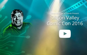 Icons Steve Wozniak and Stan Lee Partner for 'Silicon Valley Comic Con' Launch in 2016