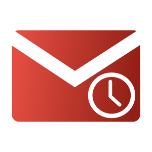 schedule email messages