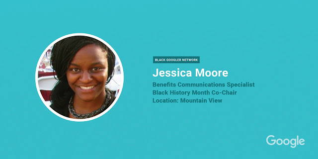 Jessica Moore, Benefits Communications Specialist in Mountain View